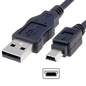Cable de carga USB Mini